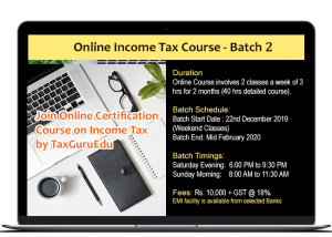 Online-Income-Tax-Course
