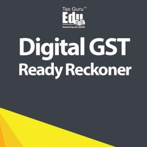 gst ready reckoner e-book