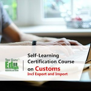Online Import and Export course
